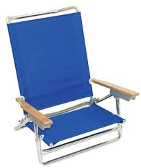 Flat Folding Chair Rio Sc590c 5 Position Beach Chair High Back