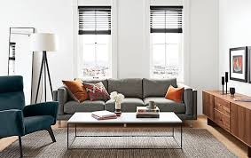 Room And Board Sofa Bed with Cade Sofa U0026 Boden Chair Living Room Modern Living Room Furniture