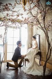 backdrop wedding korea korean wedding photography by idowedding wei tao ophelia