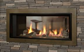 valor l1 2 sided gas fireplace sutter home u0026 hearth