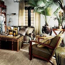 chambre style colonial décoration chambre ambiance coloniale colonial