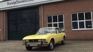 peugeot 504 coupe 1970 peugeot 504 coupé for sale inspection pt 1 youtube