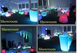 wholesale led under table lights online cheap waterproof led light up serving tray multi colors