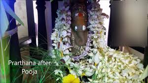 Flower Decoration At Home by Ganesh Chaturthi Celebrations Vinayaka Chaturthi Decoration At