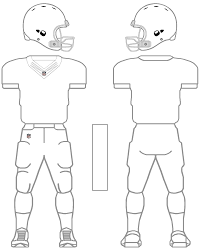 printable nfl football jersey template google search class