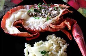 cuisiner un homard homard grillé au four
