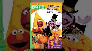 halloween putlockers sesame street a magical halloween adventure youtube