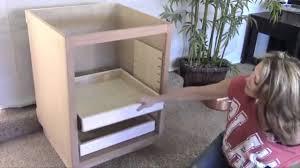 full extension drawer slides cabinet drawer slides youtube