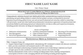 office administrator resume samples resume template info