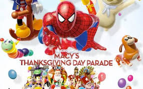 the macy s thanksgiving day parade live