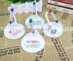 desk pens with chains wholesale promotional gifts plastic table pen for plastic desk pens