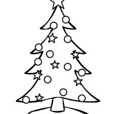 how to draw christmas trees coloring pages color luna