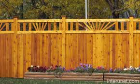wood fence designs ideas best 10 wood fences ideas on pinterest