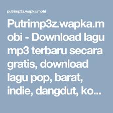 download mp3 gratis koplo putrimp3z wapka mobi download lagu mp3 terbaru secara gratis