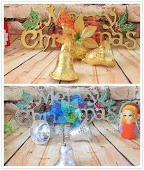 Outdoor Tree Ornaments by Online Get Cheap Silver Bell Christmas Ornaments Aliexpress Com