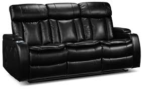 Used Reclining Sofa Sofa Design Ideas Leather Material Power Reclining Sofa