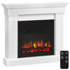 Electric Fireplace With Mantel 4700 Btu Wood Mantel Electric Fireplace U2013 Best Choice Products