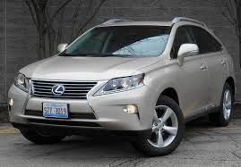 2014 lexus rx450 test drive 2014 lexus rx 450h the daily drive consumer guide