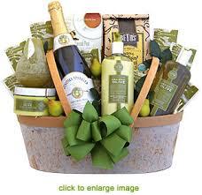 organic fruit basket wine country bounty gourmet gift basket hayneedle tea time gift