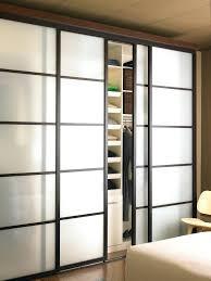 Large Closet Doors Creative Closet Doors Closet Door With Glam Knobs Via Ideas To