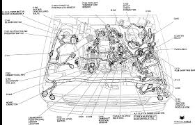ford ranger 2 3l engine diagram ford taurus 3 0 engine diagram