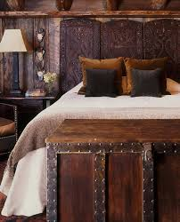 Rustic Looking Bedroom Design Ideas 30 Ingenious Wooden Headboard Ideas For A Trendy Bedroom
