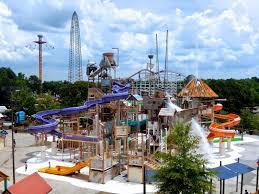 Six Flags Georgia Rides Hurricane Harbor Opens At Six Flags Over Georgia Coaster101