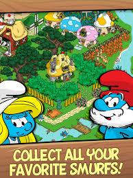 Home Design Game On Ipad Smurfs U0027 Village On The App Store
