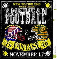 american football man t shirt vintage vector print for boy