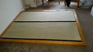 Tatami Mat Bed Frame American Size Uk King Size Futon Bed Frame Tatami Mats