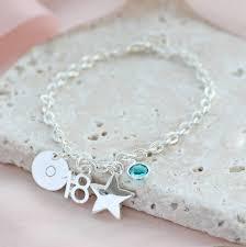 birthday charm bracelet special birthday personalised charm bracelet by by corrine