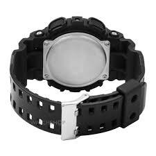 men u0027s casio g shock alarm chronograph watch ga 100cf 1a9er