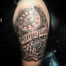 Shoulder To Arm Tattoos 55 Best Family Ideas For And 2018