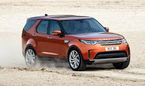 land rover discover land rover replaces lr4 with lighter roomier discovery