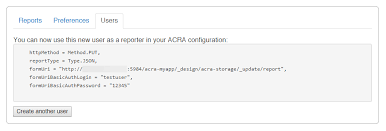 couchdb design document editor how to setup acra an android application crash tracking system on
