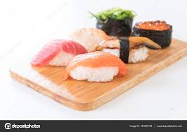 jeu de cuisine sushi jeu de sushi mixte photographie topntp 151547164