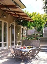 Backyard Awning Ideas Outdoor Patio Design Ideas Photos The Garden Inspirations