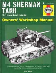 review m4 sherman tank haynes owners u0027 workshop manual ipms