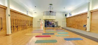 Yoga Studio Floor Plan by Larchmont Yogaworks