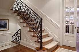 Staircase Handrail Design Stair Railing Wrought Iron Railings Exterior Choosing A Staircase
