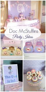 118 best doc mcstuffins party ideas images on pinterest birthday