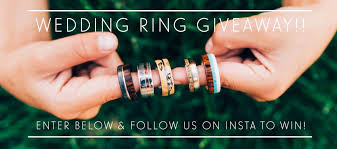 win a wedding ring staghead designs design custom wedding bands wood antler