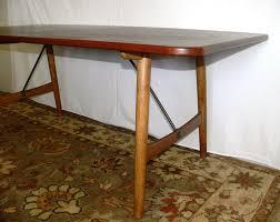 Retro Dining Table Antiques Atlas Danish Teak Retro Dining Table 1956 60