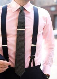 how to wear suspenders man u0027s guide to braces