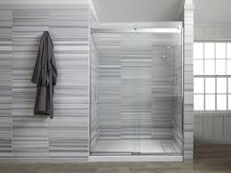 Kohler Bathroom Ideas Shower Beautiful Kohler Shower Doors In Bathroom Contemporary