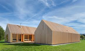 project houses timber house kühnlein architektur archdaily