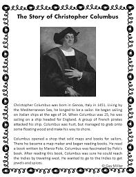 columbus day activities book units teacher