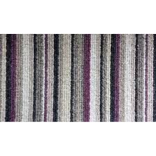 allfloors oxford stripe 9766 mauve 100 polypropylene easy clean