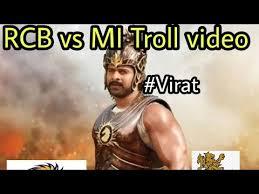 Memes Factory - rcb vs mi match troll tamil memes factory tamil youtube