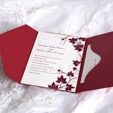 winery wedding invitations fancy winery pocket wedding invitation ewpi007 as low as 1 69